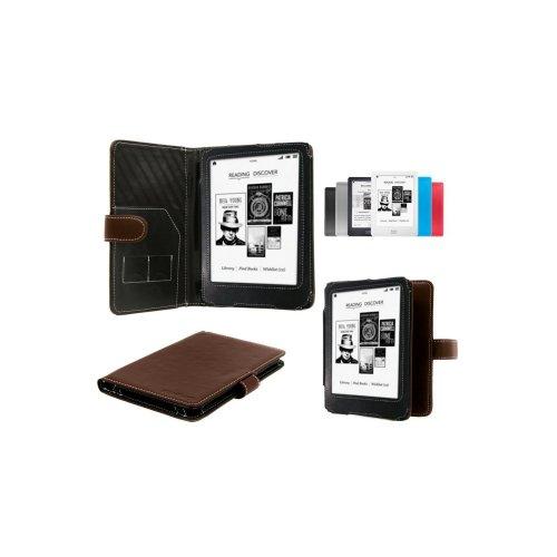 [ABGELAUFEN] Braunes Kunstleder Case für das Kobo Mini zum Mini-Preis / Amazon Marketplace