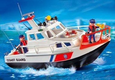 [Real - Filiale] Playmobil Küstenwachboot für 19,99 Euro