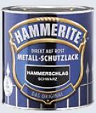 Hammerite Metallschutzlack, als Spray oder Dose ab 3,99 plus VSK