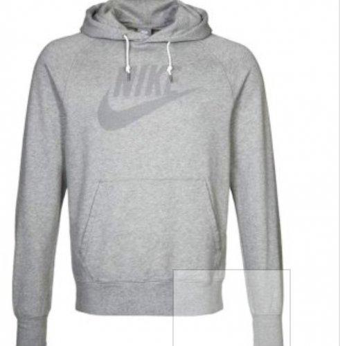 Nike Sportswear Kapuzenpullover - grey heather/medium grey
