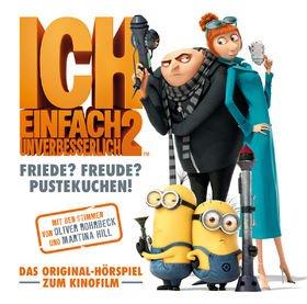 Ich - Einfach unverbesserlich 2 (Das Original-Hörspiel zum Kinofilm) @iTunes