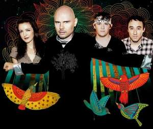The Smashing Pumpkins Live vom Paléo festival in Nyon am 24.07.2013 Arte Live Web