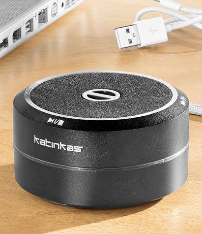 Katinkas Wireless Bluetooth Lautsprecher »KABOOM« für 29,99 Euro @Kaufland ab Montag, den 22.07.2013