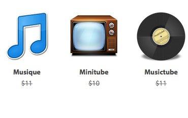 (MAC) The Mac Media Mini Bundle mit 3 Apps für 11,50€
