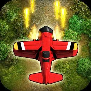 [iOS - iPhone/iPad] Roswell Fighter Reloaded - Arcade Shooter