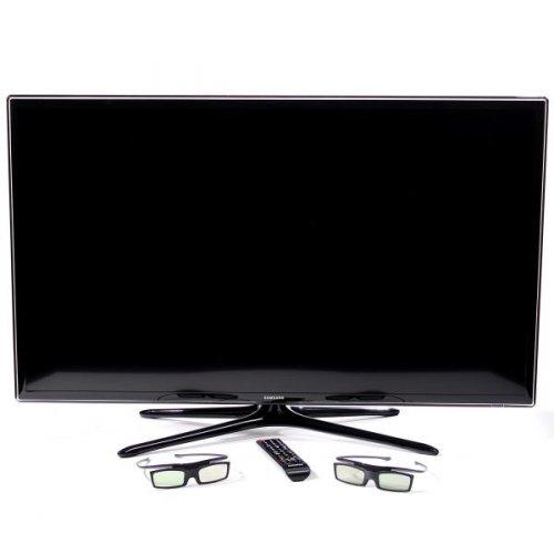 """[LOKAL Media Markt Aschaffenburg] Samsung UE46F6170 3D-LED-TV 117cm 46"""" inkl. 2x 3D Brillen SatHD Receiver für 555,- Euro"""