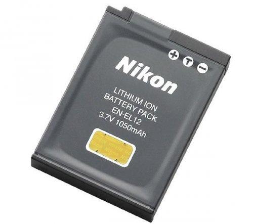 (Amazon UK)Nikon EN-EL12 Akku (ca. 73% günstiger!!!)