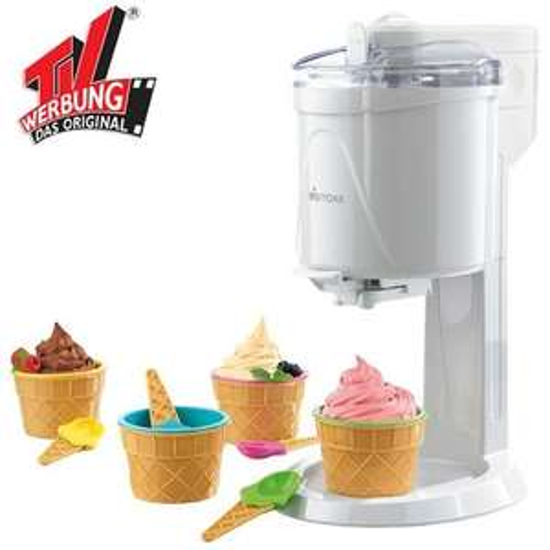 Softeis Maschine von Eismaxx