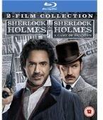 (UK) Sherlock Holmes 1 & 2 [ 2 x Blu-Ray] für ca. 10.45€ @ WOWHD