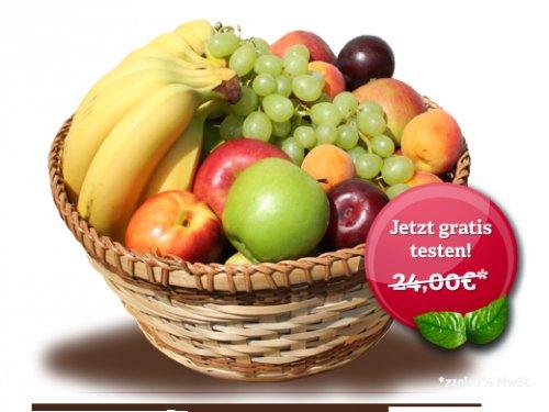 [Regional] Frisches Obst ins Büro Gratis Testen für Firmen
