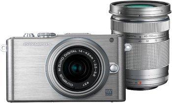 Olympus E-PL3 Kit mit 14-42mm und 40-150mm Objektiven für 318,67 inkl. Versand @Amazon.fr