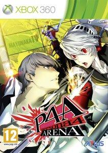 (UK) Persona 4 Arena Limited Edition (inkl. Soundtrack, Bonusinhalte, Artwork und Fan Paket) [Xbox 360/PS3] für 19,55€ @ Zavvi