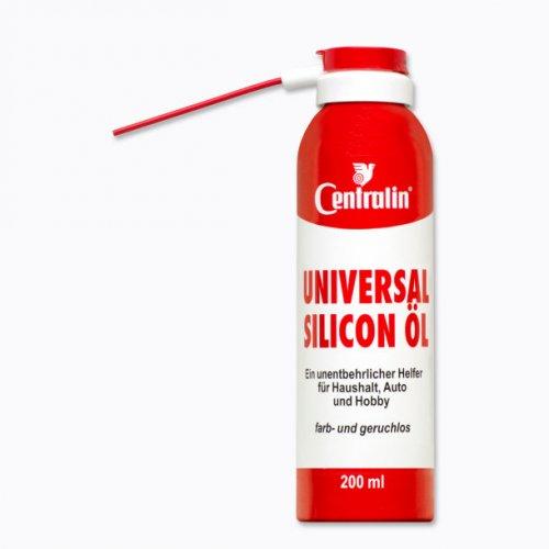 Centralin Universal Silicon Öl 200ml Sprühflasche für 1,29 € (Offline ab den 29.07.13)[ALDI Nord]