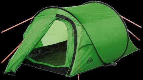 Intersport: McKINLEY Pop-Up-Campingzelt  (Wurfzelt)