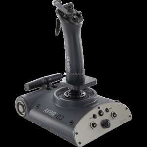 "[ZackZack] Mad Catz Joystick 8-Wege ""Aviator PS3&PC"""