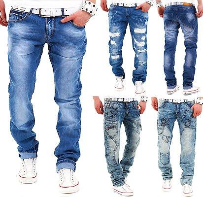 [Ebay] Herren Jeans, Straight Fit, verschiedene Modelle für 24,90€