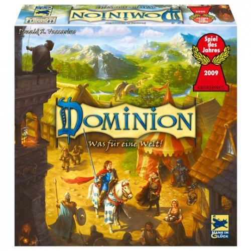 [Real Offline] Dominion Basisspiel (Versand möglich)