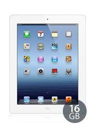 Sparhandy Vodafone MobileInternet Flat 21,6 LTE mit bpsw iPad 4 4G 16GB