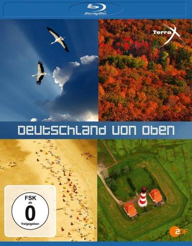 [Amazon] Deutschland von oben Teil 1 & 2 [BluRay]