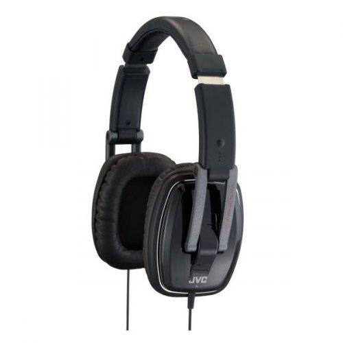 JVC HA-M750 Black Series Stereokopfhörer mit Carbon Gehäuse für 30€ @Ebay