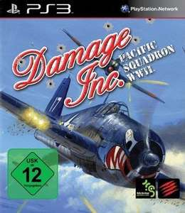 Damage Inc. - Pacific Squadron WWII [PS3] für 9,99€ @ ZackZack