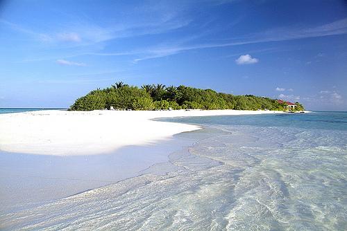 Montag eine Woche auf die Malediven für 388 Euro PP inkl. Hotel
