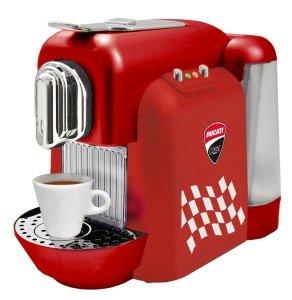 DaVito Kaffeesystem im exklusiven DUCATI Design inkl. 16 Kapseln Bontani-Kaffee für 93,90€