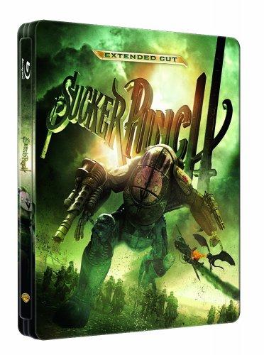 Sucker Punch (Extended Cut Steelbook) [Blu-ray] [Limited Edition] für 8,97 EUR inkl. Versand @ Amazon.de
