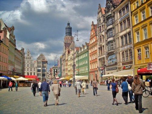 Reise: Langes Wochenende 3 Nächte in Breslau ab Dortmund (Flug, Transfer, 3* Hotel) 82,- € p.P. (Oktober)