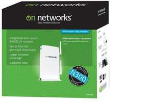On Networks N300RMB-199GRS Router / DSL-Modem (Annex-B) - 26,95 € @amazon