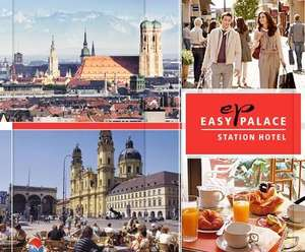 Städtereise München im EASY PALACE STATION HOTEL (2Ü/2P)