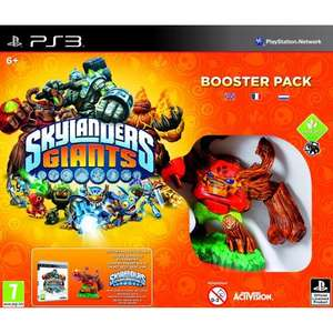 @Redcoon:  Skylanders Giants Booster Pack (PS3/3DS/Wii) für je 19 EUR inkl. VSK