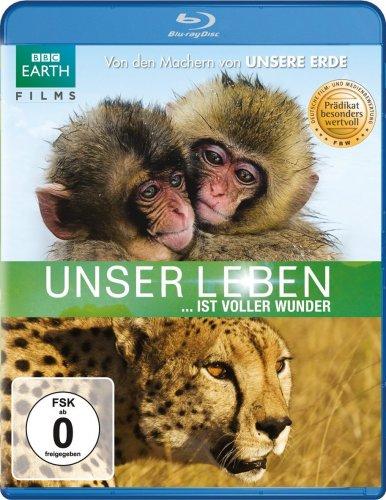 Unser Leben (Blu-Ray) Bildgewaltige BBC Doku. [7,97€ @ amazon]