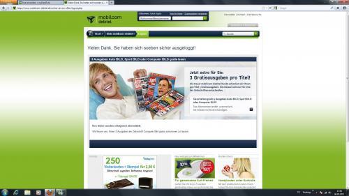 3 Ausgaben zum aussuchen Computer Bild, Auto Bild, Sport Bild für Mobilcom Kunden