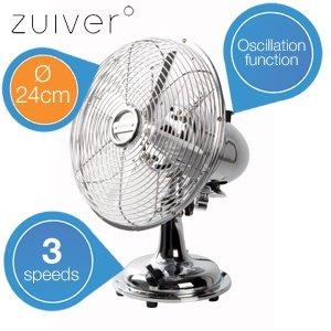 Zuiver Ventilator / Lüfter für 29,95€ Euro zzgl. 5,95€ Versand bei iBOOD