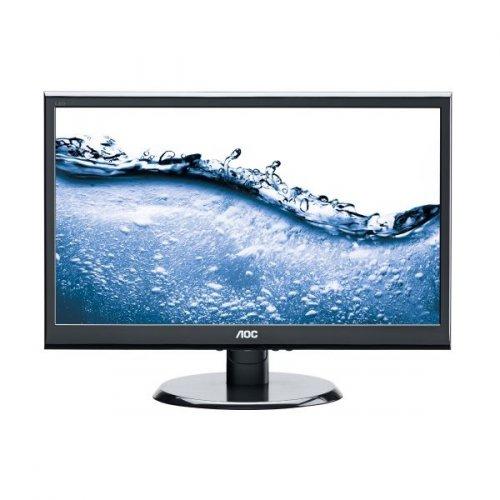 """AOC™ - 24"""" LED Monitor """"e2450Swdak"""" (DVI, VGA, 5ms) ab €111,89 [@GetGoods.de]"""