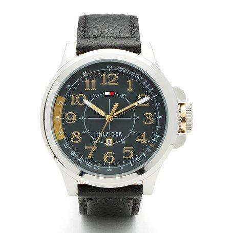 Tommy Hilfiger Herren-Armbanduhr Casual Sport XL Leder 1790843 für 72 EUR statt 104 EUR mit Newsletter-Gutschein