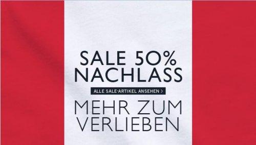 50% Rabatt im Sale bei Hilfiger z.B. Millie Ankle Boots für 50€ statt 99,90€