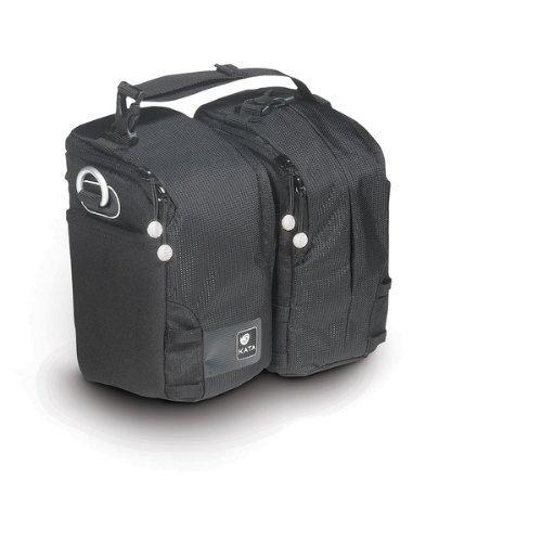 Kata Hybrid 531 DL Schultertasche für Kamera schwarz für ca. 20 € [Amazon.uk]