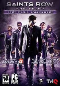 Saints Row the Third - The Full Package Uncut [Steam] für 9,50€ @Amazon.com