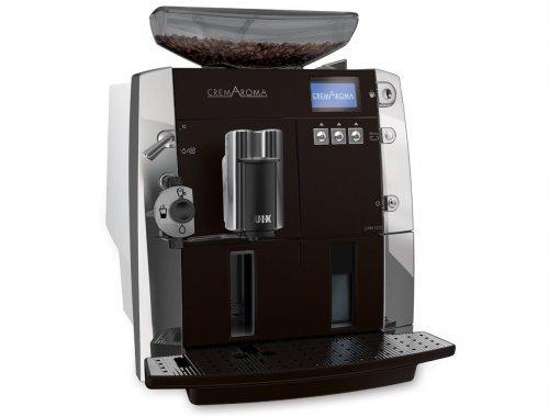 """WIK 9752M.2.0 Kaffeevollautomat """"CremAroma""""chrom/mokka für 299€ frei Haus @PLUS Online"""