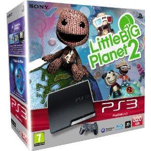 PS3 (320GB) + Little Big Planet 2 => 266,75€  (20% günstiger)  @amazon.co.uk