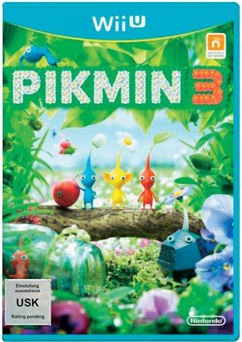WiiU Pikmin 3 @voelkner.de ab 36,99 €