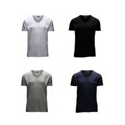3er Pack Jack & Jones Herren V-Neck T-Shirt verschiedene Farben für nur 26,95€ inkl Versand