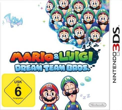 Neue 3DS-Games dank Gutschein ab 29,81€ @voelkner online