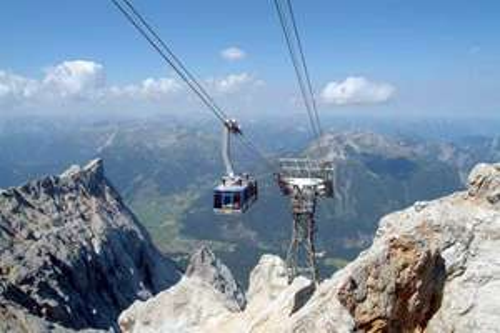 75€-Gutschein der Tiroler Zugspitzbahn @Charivari Deals
