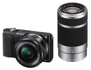 Sony NEX-3N Kit 16-50 mm + 55-210 mm (NEX-3NY) + £30 Amazon UK Gutschein für 570,54 € @Amazon.co.uk