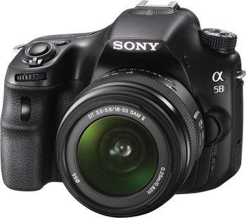 Sony Alpha 58 Kit 18-55mm für 369€