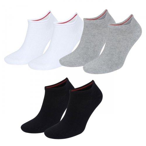 8 Paar Tommy Hilfiger Sneaker + 1 Paar Tommy Hilfiger Fashion Socken gratis für 26,80€