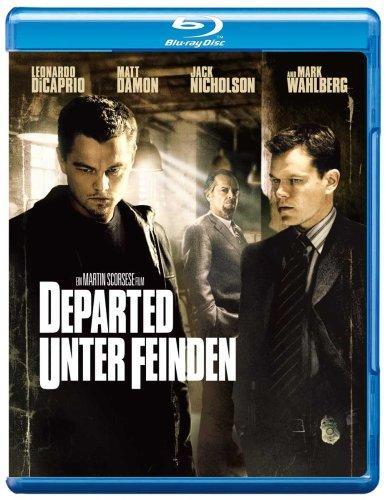 3 Blu Rays für 27 € @Amazon z.B. Departed - Unter Feinden, V wie Vendetta usw.